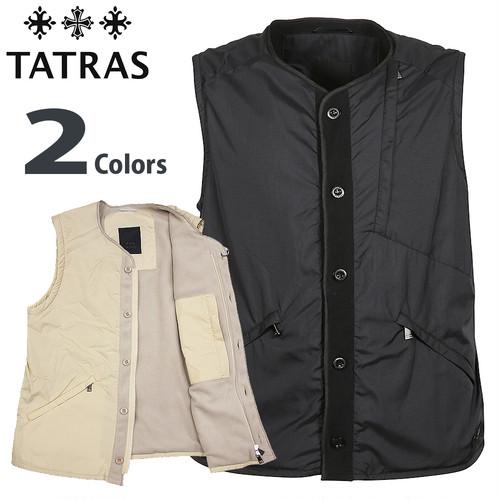 TATRAS タトラス メンズ ミリタリー ナイロンベスト ESOPO 2カラー 7806572 [並行輸入品]