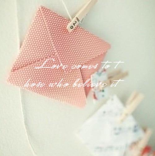 *天使のメッセージカード*