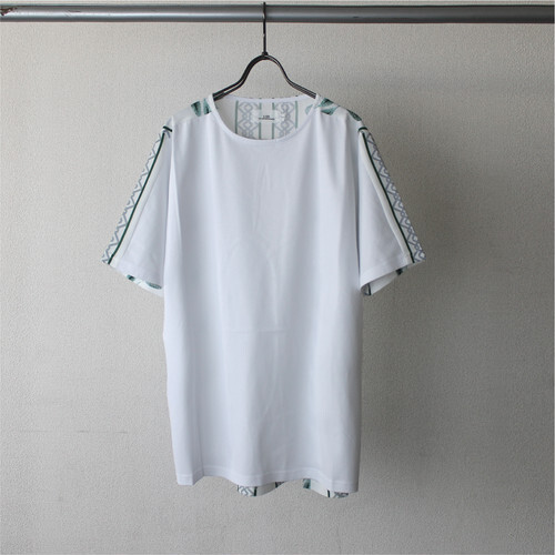 Switch Botanical Fabric Cut & Sewn White × White