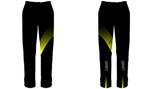 LDPP001 Piste Pants_Yellow