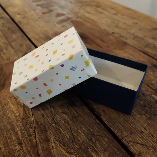 BOX〈小〉ブルー