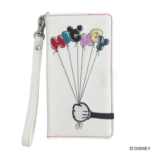 DISNEY/BALLON iPhoneケース/YY-D002 WH