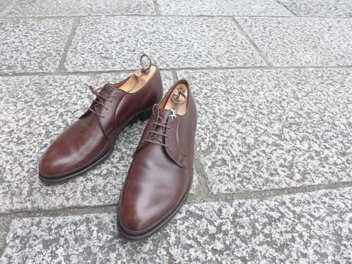footjoy 変形U-tip shoes
