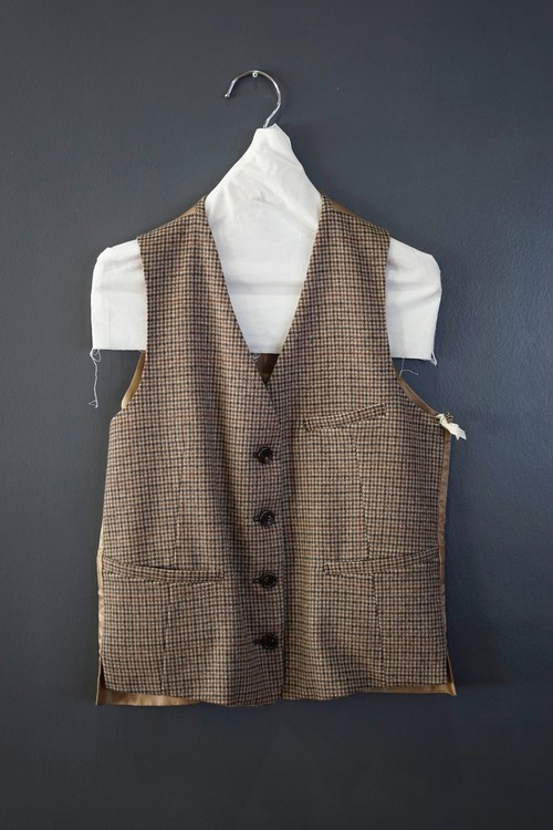 wryht - country sack vest