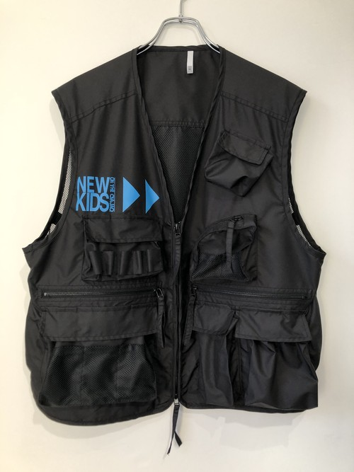 【HUMIS】HIGH-SPEC ADVENTURE VEST