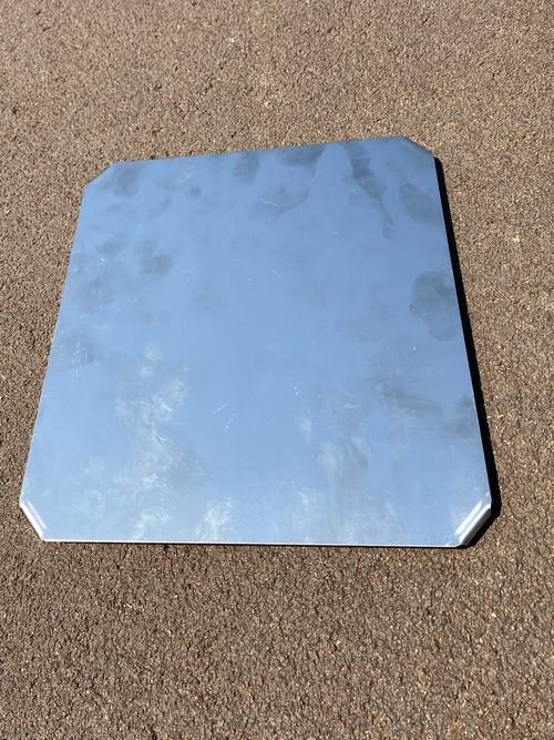 ステンレス製敷板