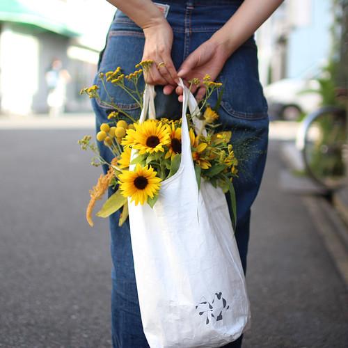 AMTW flower bag