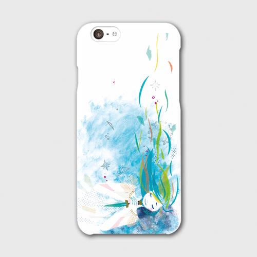 iPhone6ケース■人魚姫