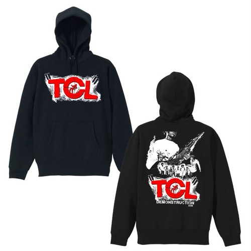 DEMONSTRUCTION15 PULLOVER HOODIE