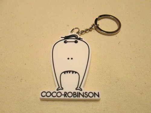 COCO-ROBINSON キーホルダー