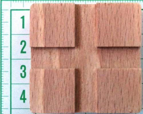 【ナジャラコマ6】(木製パズル用コマ)
