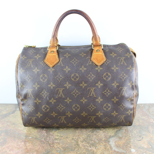 .LOUIS VUITTON M41526 TH1010 SPEEDY30 MONOGRAM PATTERNED BOSTON BAG MADE IN FRANCE/ルイヴィトンスピーディ30モノグラム柄ボストンバッグ 2000000046600