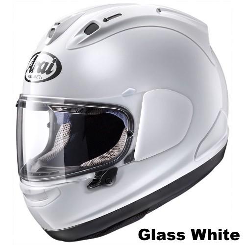 ARAI RX-7X XO Glass White