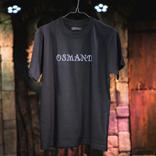 OSMAND T-SHIRT v3 - Black