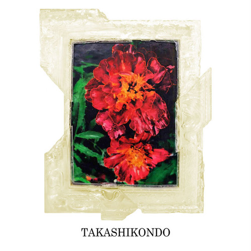 TAKASHIKONDO 絵画 Rasin Frame Series (Clear)