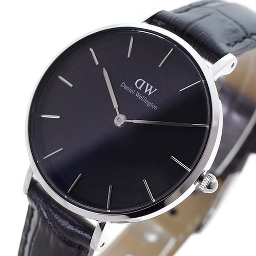 ダニエルウェリントン DANIEL WELLINGTON 腕時計 レディース DW00100179 クォーツ ブラック