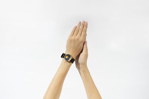 【NEW】夜空と満月の、腕時計