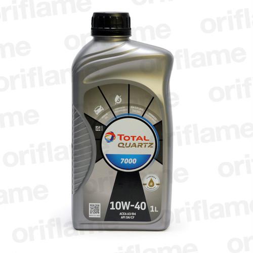 トタル・クォーツ7000 10W-40 エンジンオイル 1L
