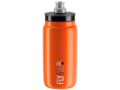 ELITE FLY ボトル 550ml オレンジ/ブラック