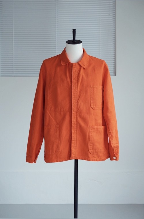<SOLD OUT>Charvet - Dead Stock French Work Coverall made in France