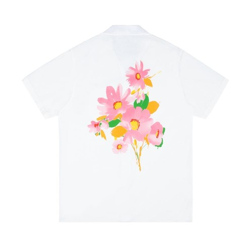 Watercolor Floral Shirt