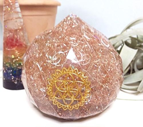 【宝珠】オルゴナイト