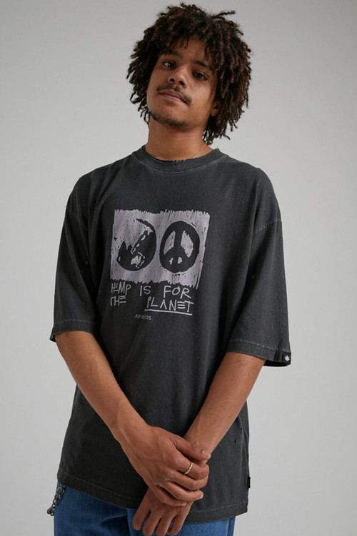 Afends. Tシャツ For The Planet