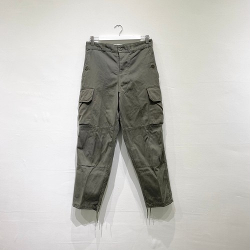 FRANCE FRENCH ARMY M64 field cargo pants 1