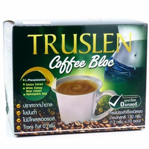 TRUSLEN コーヒーブロック Coffee Bloc 1箱/10パック