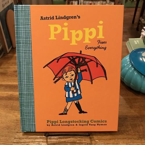 Pippin fixes everything / Astrid Lindgren(アストリッド・リンドグレーン), Ingrid Vang Nyman