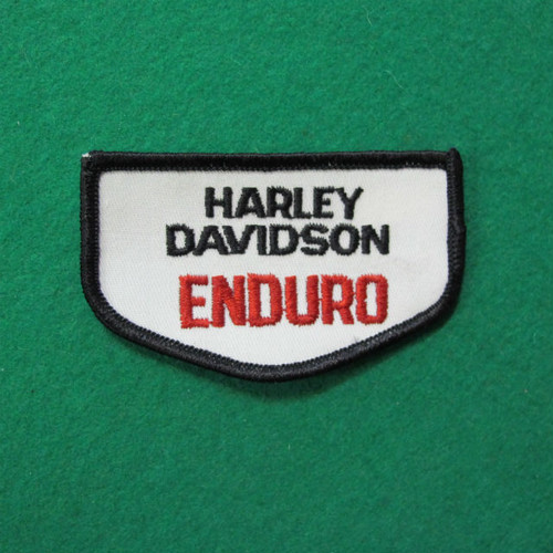 PATCH  HARLEY-DAVIDSON ENDURO