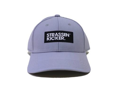 STRASSENKICKER (square) BASECAP