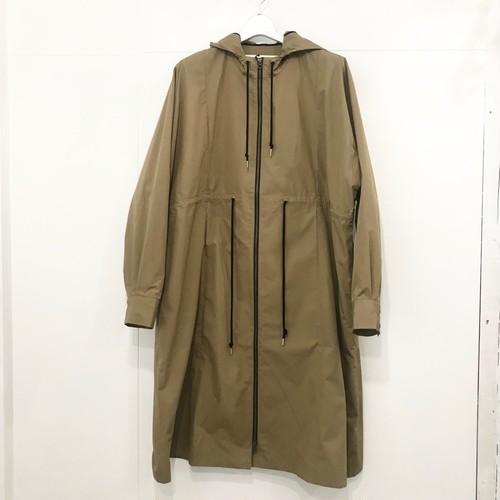 Natsumi Zama Runaway Coat / Beige