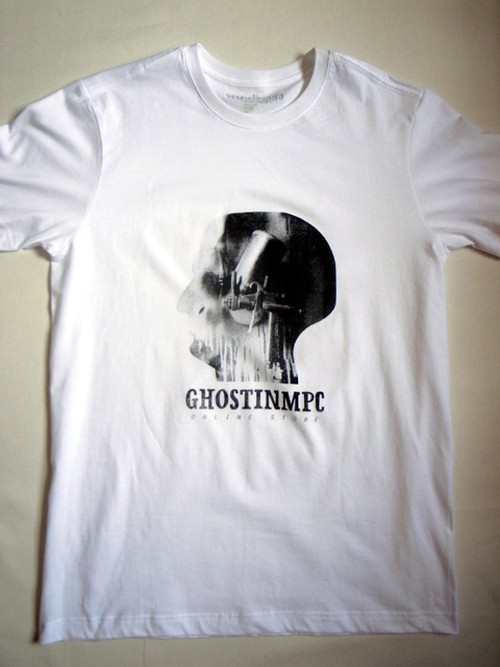 ghostinmpc online store T-shirts White