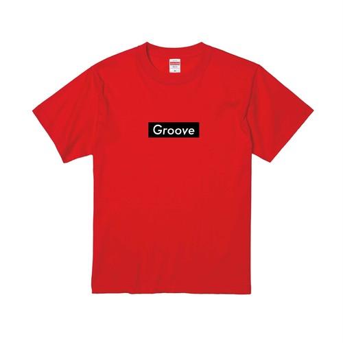 GrooveT(RED)  Black Box Logo