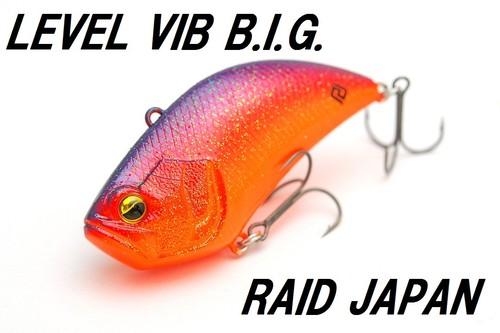 RAID JAPAN / レベルバイブビッグ