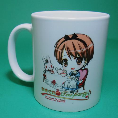 マグカップ【きまぐれTeaparty♪ 】
