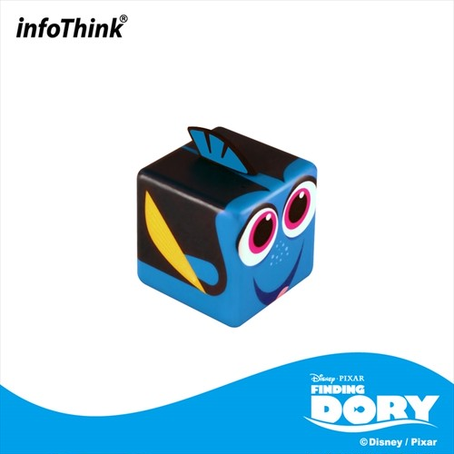 InfoThink USBメモリ Disney ファインディング・ドリー USBフラッシュドライブ 16GB ドリー