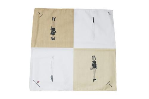 風呂敷【平野藤四郎 ・前田藤四郎】studio仕組×刀剣乱舞-ONLINE-コラボ