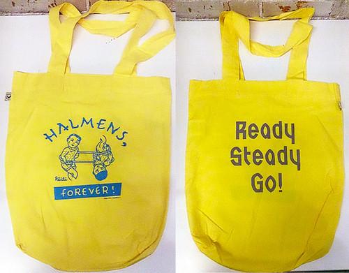 ハルメンズX × READY STEADY GO! トートバッグ