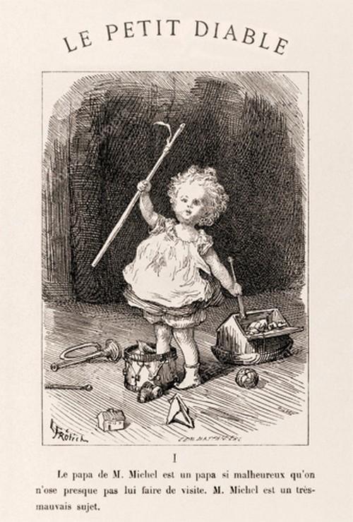 フランス絵本の世界展 ポストカード (LIF_0302)