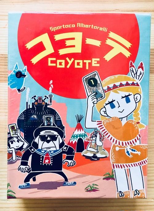 忘新年会に最適!!『コヨーテ』インディアンポーカー的パーティーゲーム!