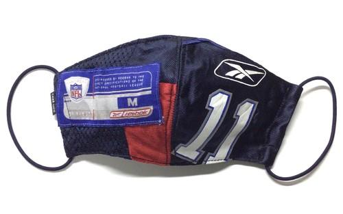 【デザイナーズマスク 吸水速乾COOLMAX使用 日本製】NFL SPORTS MIX MASK CTMR 1215015