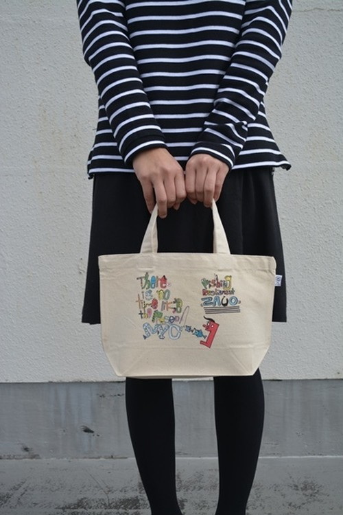 ZAUO NYC Canvas Tote