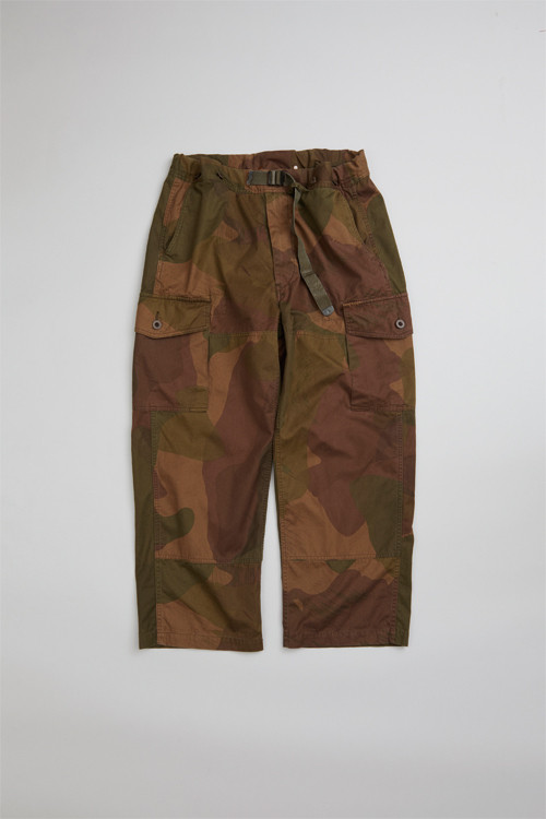 S.A.S コンバットパンツ / S.A.S. COMBAT PANT - S.A.S. CAMOUFLAGE