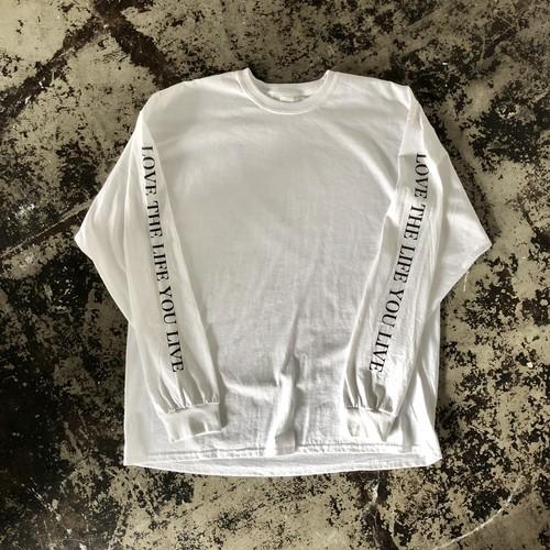 """"""" WAY OUT EAST """" 1st モデル・ロングスリーブTシャツ"""