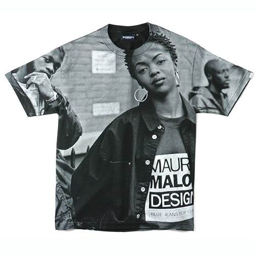 "INTERBREED ""3MC's"" All Over TEE"