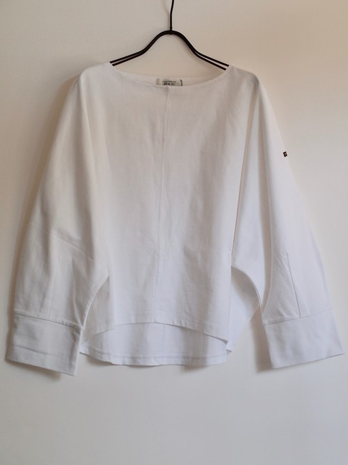 【kha:ki】DLOMAN SLEEVE BASQUE SHIRT