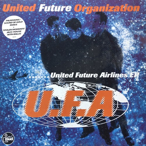 "United Future Organization / United Future Airlines EP[中古12""]"