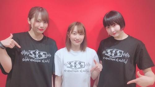 SESオリジナルTシャツ(白、黒)